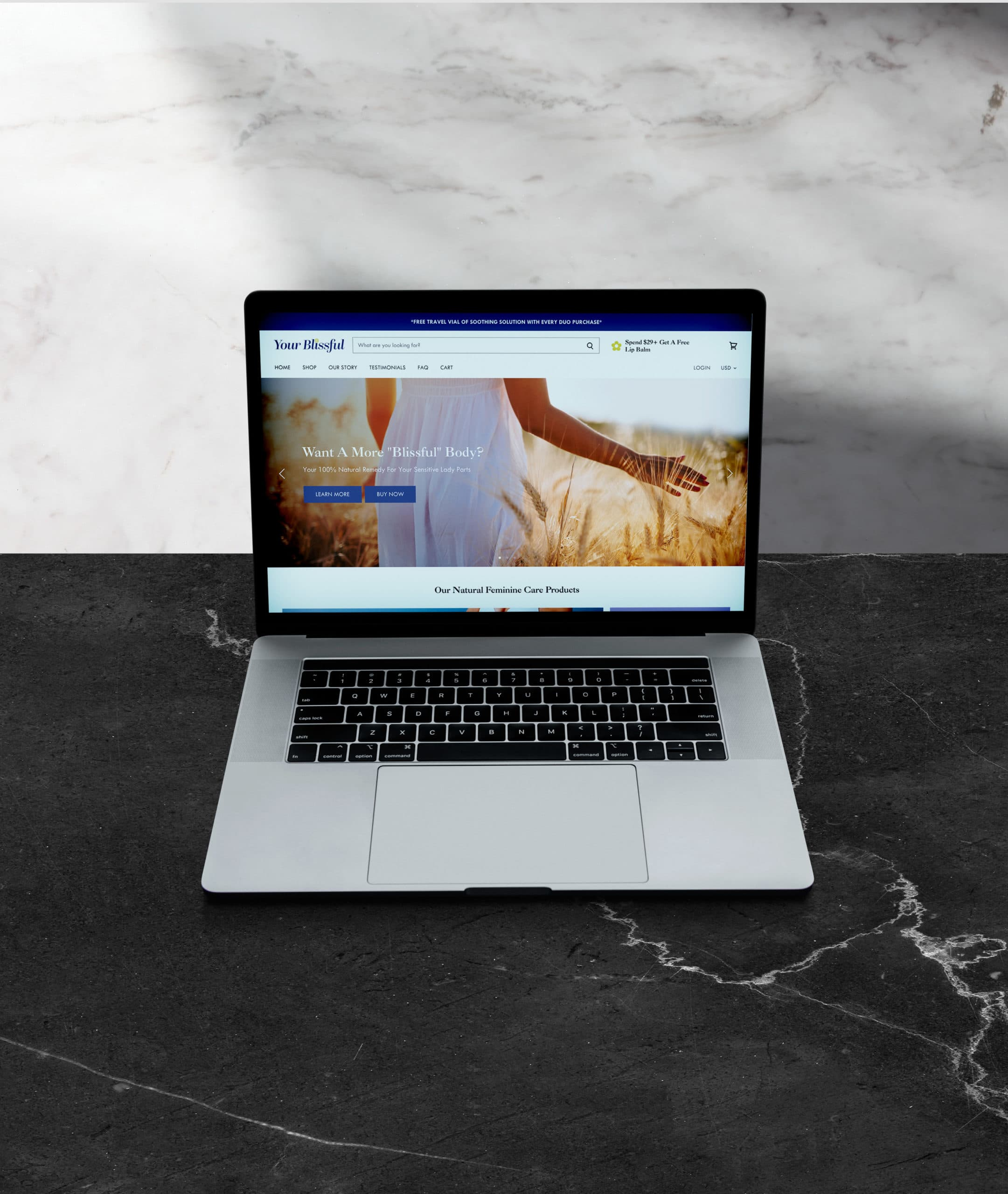 yourblissful-marble-laptop-mockup