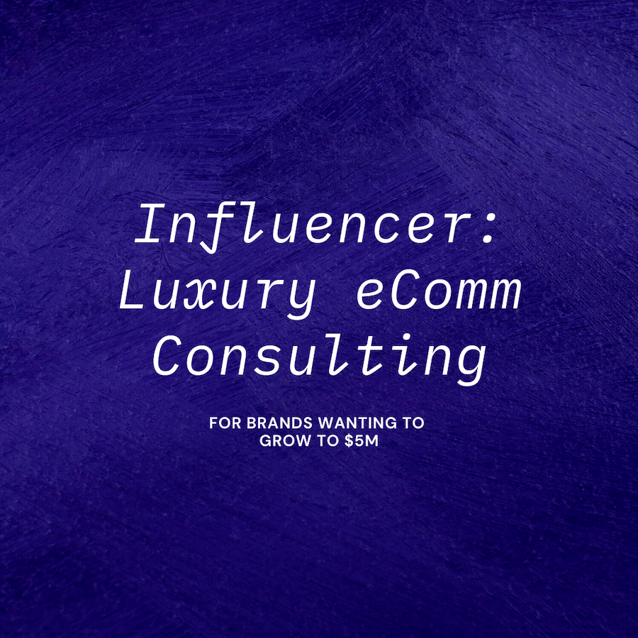 influencer-consulting